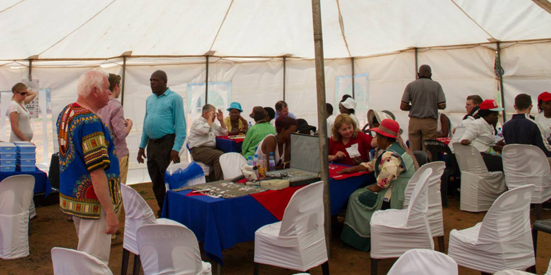South Africa vision outreach