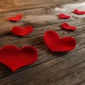 felt hearts_iStock_000056711522_Medium