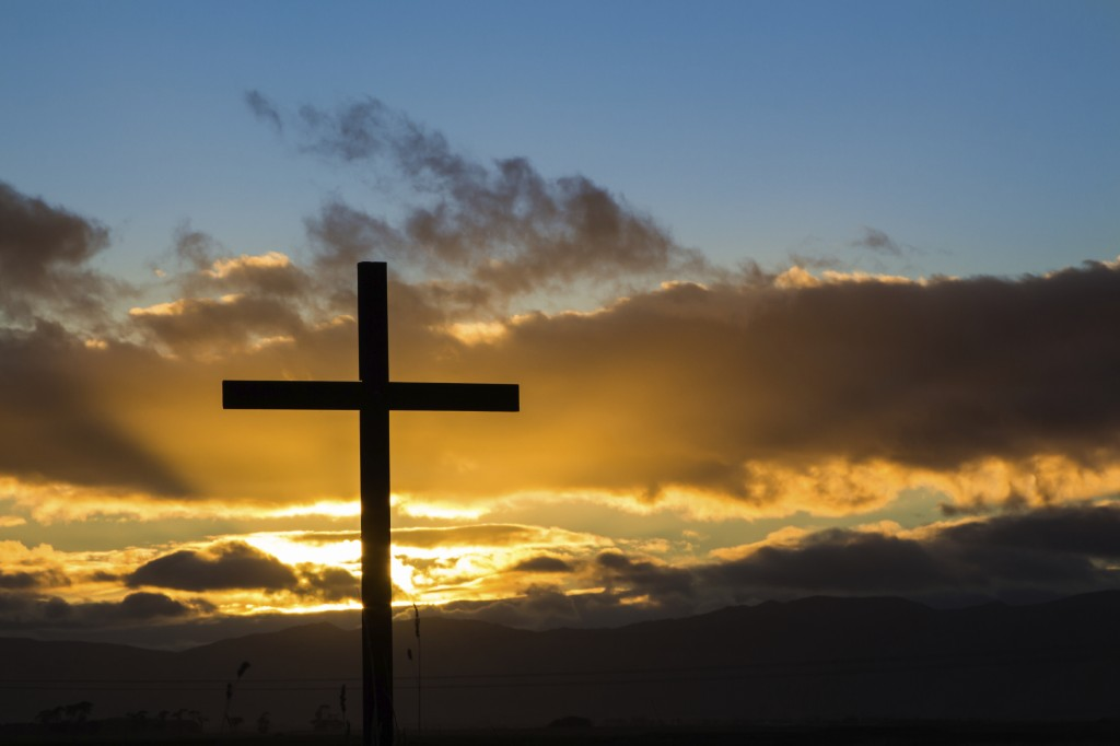 New day gives us all new hope in the cross of salvation.